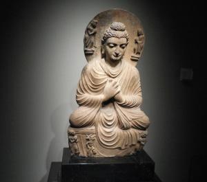 30 Kushan Buddha