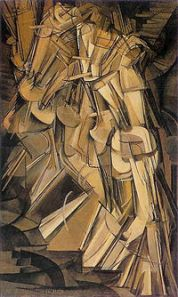 200px-Duchamp_-_Nude_Descending_a_Staircase
